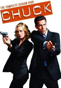 Chuck: 4 Temporada
