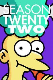 Os Simpsons: 22 Temporada