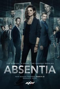 Absentia: 2 Temporada